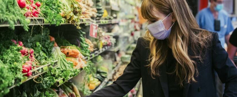 Can Coronavirus Live On Food?